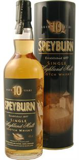 Speyburn Scotch Single Malt 10 Year 1.75l
